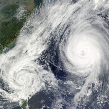 Listado para sobrevivir un huracan
