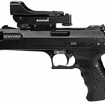 Pistola de balines de aire Beeman P17/ Beeman P17 Deluxe Pellet Pistol with Red Dot