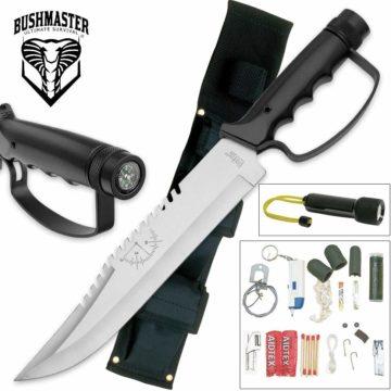 Cuchillo de superviviencia United Cutlery BushMaster Survival Knife